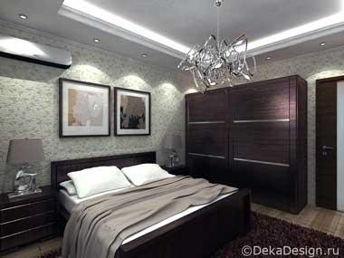 Салатовая спальня дизайн
